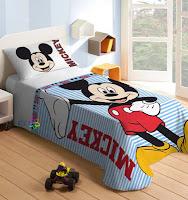 Cubre Dual Disney Mickey