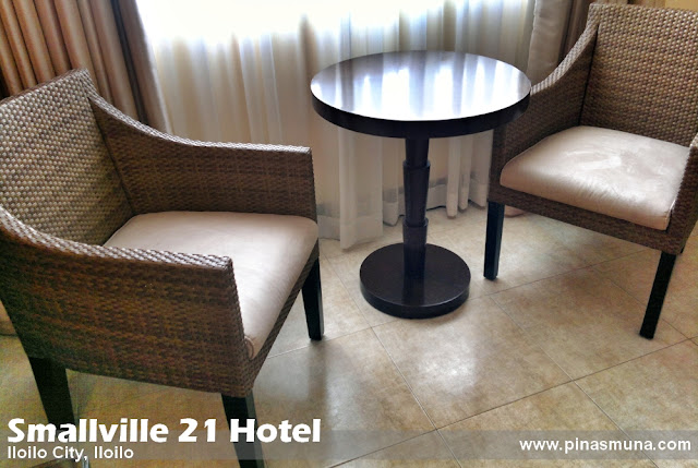 Standard Matrimonial Room of Smallville 21 Hotel in Iloilo City