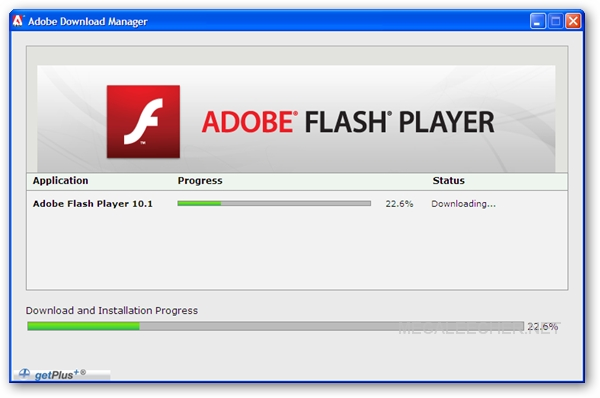 Flash Player Plugin 11.7 700.169