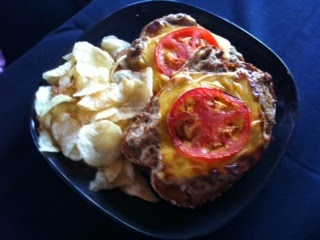 Photo of the Grilled Tuna Melt with kettle Chips by Don Taylor