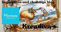 Marianne Design Kreadiva Challenge