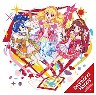 Aikatsu! OP2 ED2 Single - Diamond Happy
