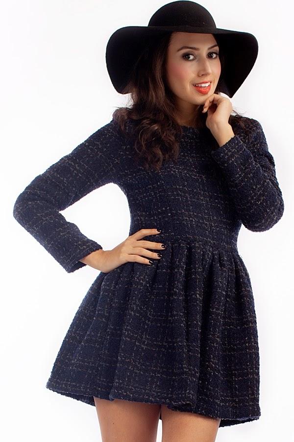 Vestidos de invierno para señoritas