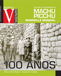 Suplemento Variedades: Especial Machu Picchu