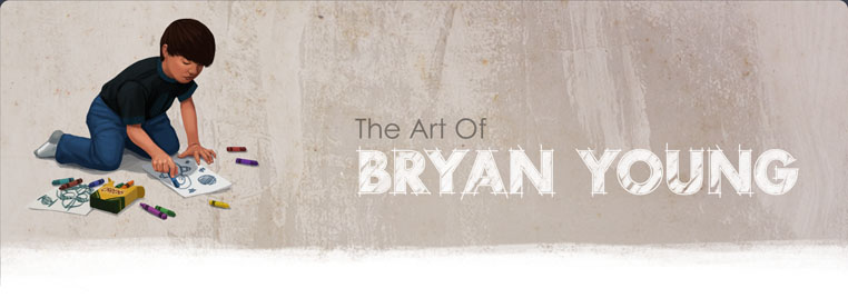 The Art of Bryan Young