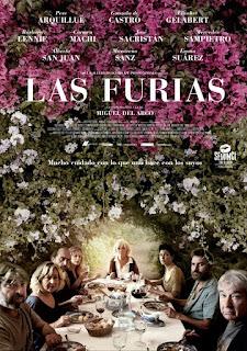 Las Furias Poster