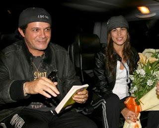 Alejandro Sanz tendrá otro hijo Raquel Perera