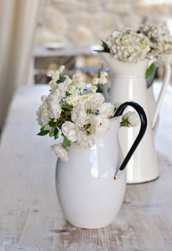 Enfeite seu final de semana com flores