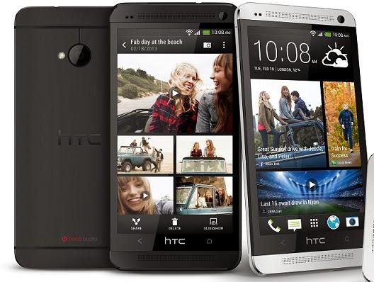 Daftar Harga HP HTC Baru dan Seken – Awal November 2014