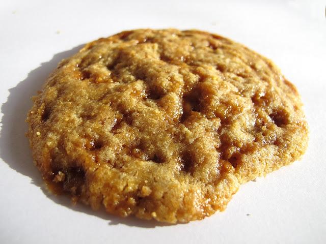 La Fabrique Cookies - Paris - Caramel beurre salé