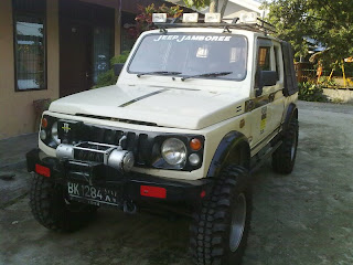 modifikasi jimny trepes
