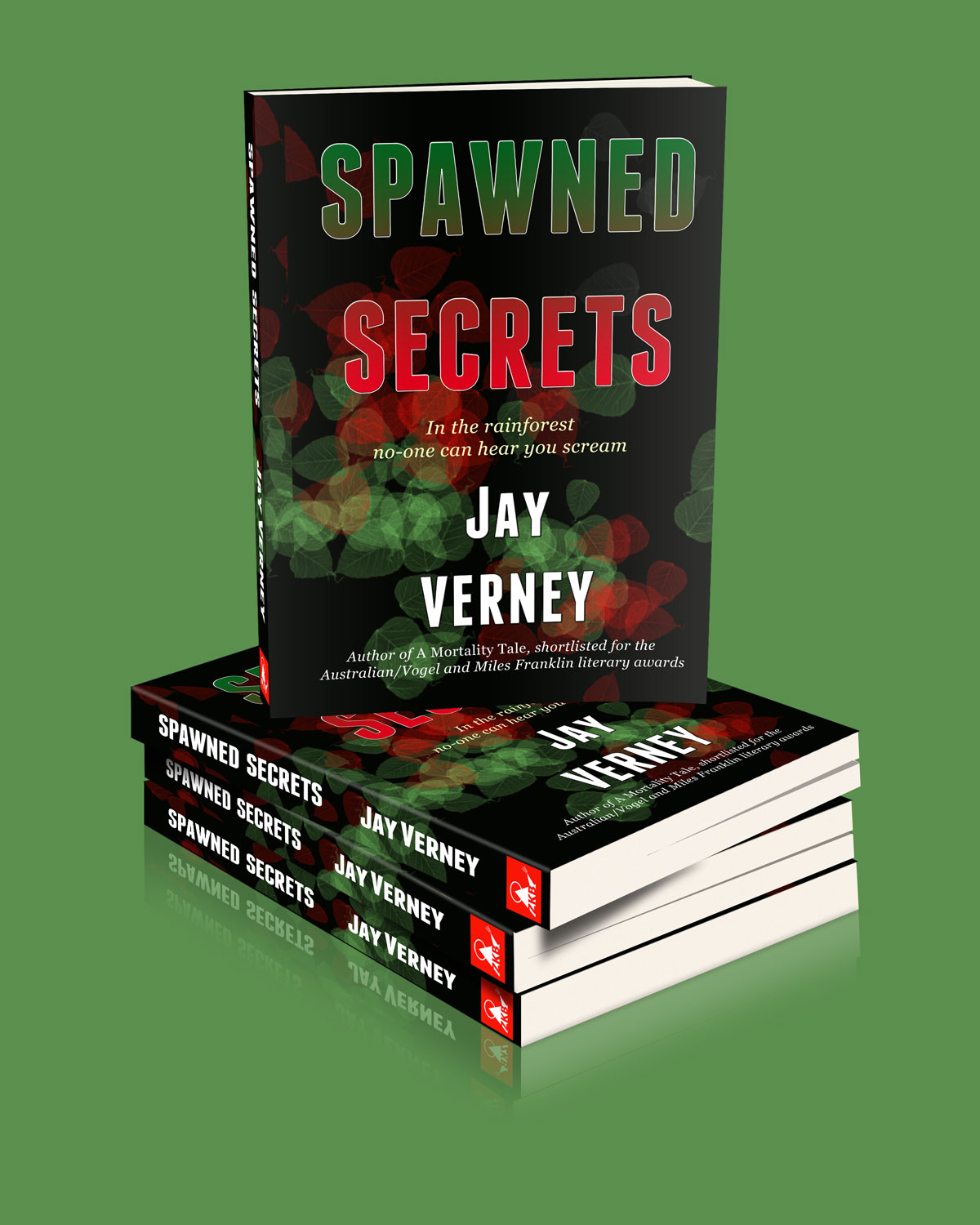 Spawned Secrets - My 3rd novel