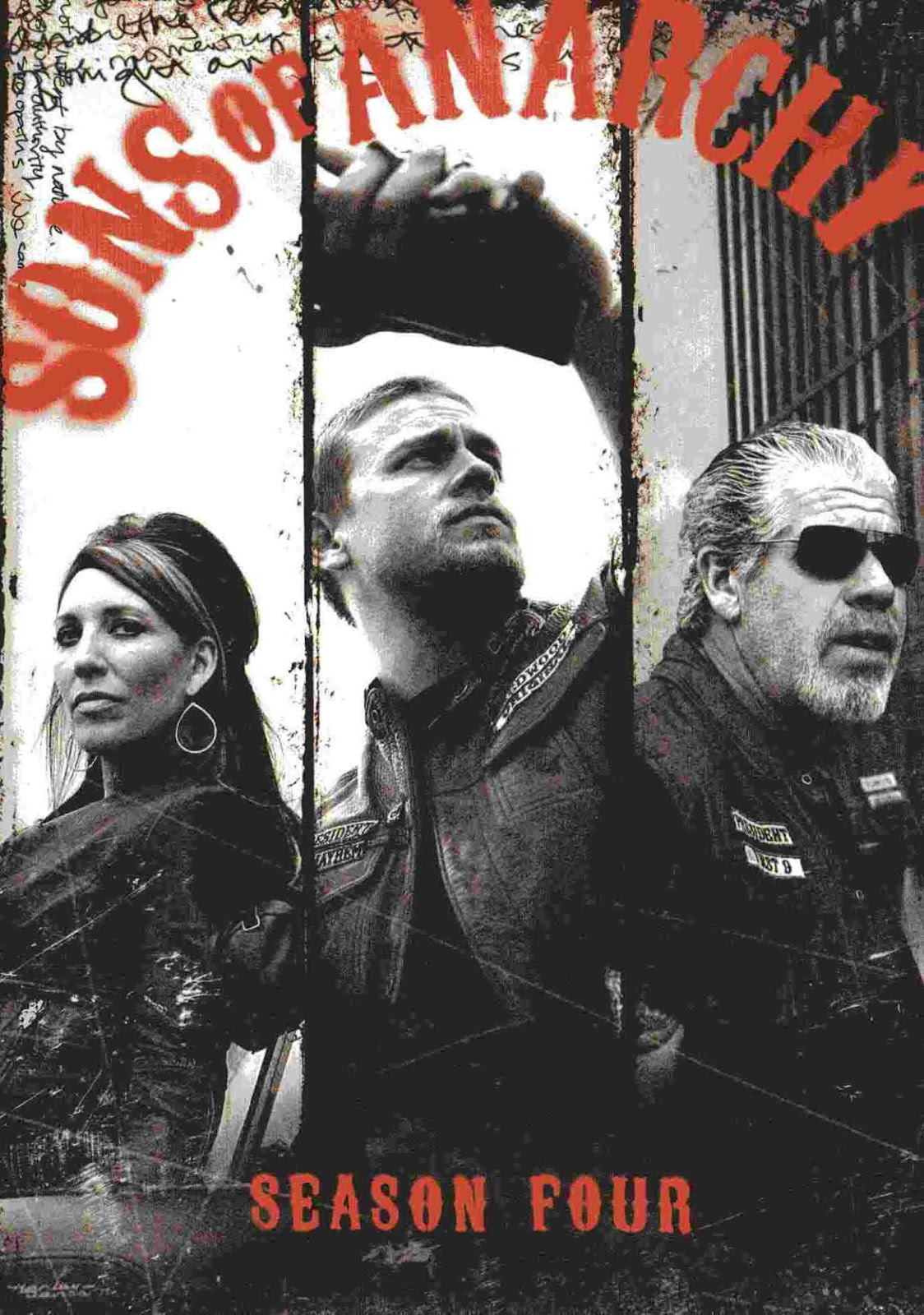 Sons of Anarchy 4ª Temporada Torrent - BluRay 720p Dual Áudio