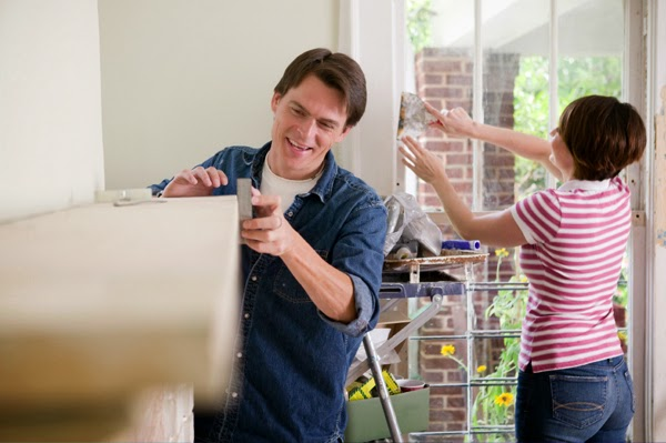 Research found that couples talked about DIY in terms of building their relationships