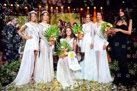 Miss Srbije Serbia 2013 Milica Vuklis