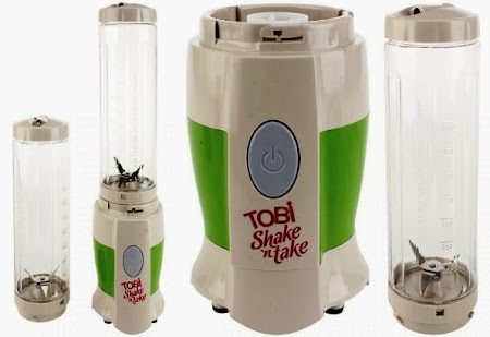 Tobi Shake n Go Couple Blender. i-Kuliner