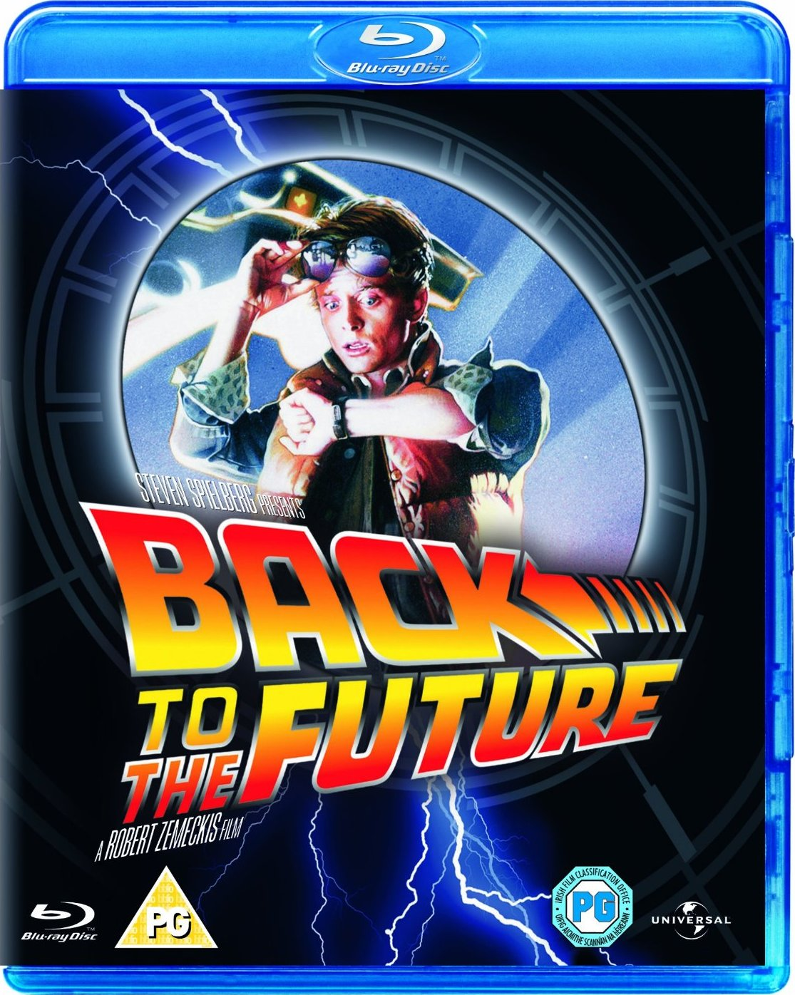 Back to the Future (1985) Bluray 720p