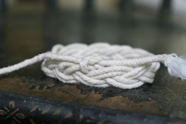 Sailor Bracelet Knot