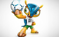 Fuleco se llamará la mascota del Mundial Brasil 2014
