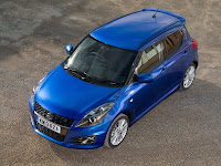 2013 Suzuki Swift Sport 5-door Japanese car photos 3