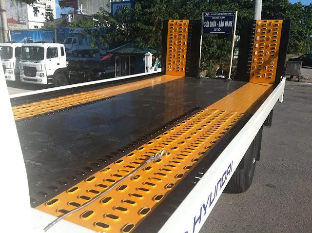 Sàn cứu hộ xe 3,5 tấn hd72.
