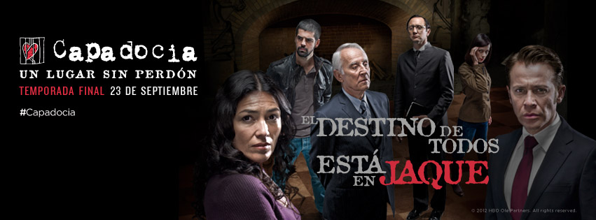 ... TERCERA TEMPORADA (FINAL) - SERIES - 2012 - DESCARGAR - VER ONLINE