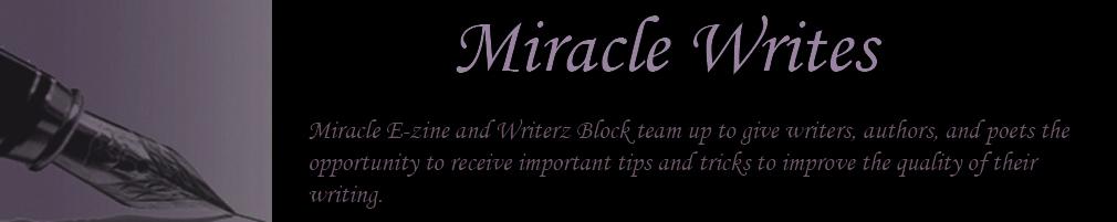 Miracle Writes