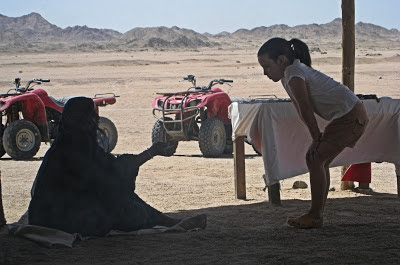 Tenda beduina Marsa Alam 2013 rebeccatrex
