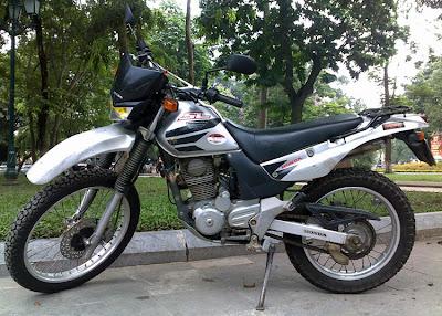 Honda SL 200