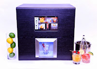 Smartphone Enabled Robotic Bartender - Monsieur
