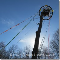 Maypole and the Sun