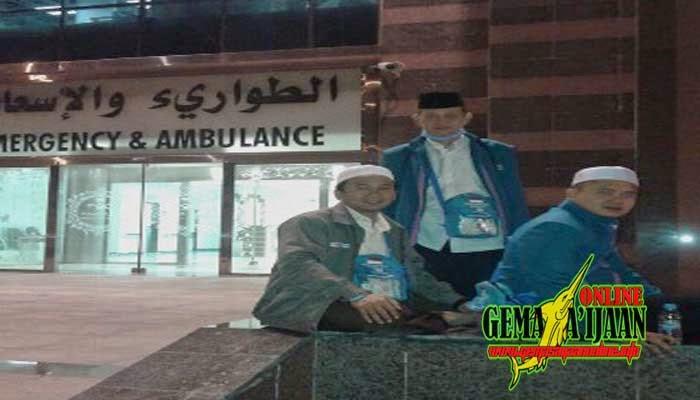 Satu Jamaah Haji Dirawat di ICU