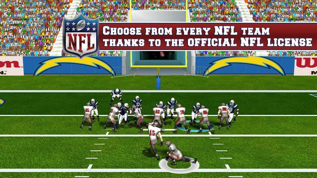 Screenshot NFL Pro 2013