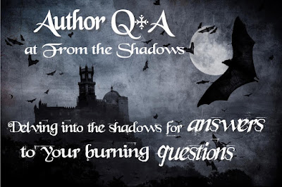 Q+A with Serena Gilley (Licked by the Flame) paranormal romance dragon shifters