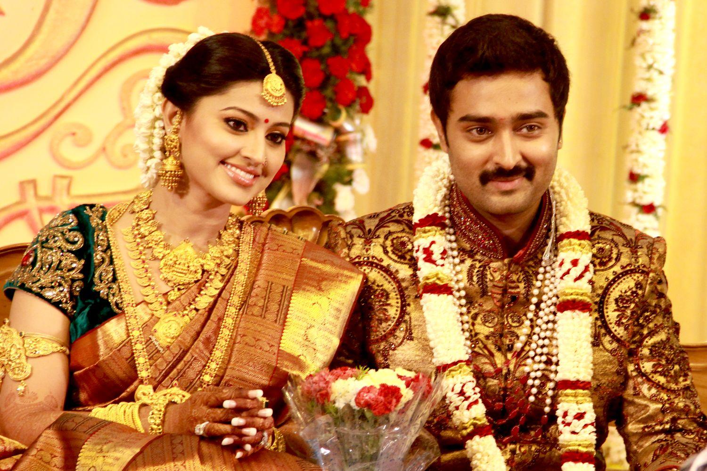 Actress Sneha Prasanna Wedding