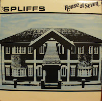 Cover Album of The Spliffs - House of Seven (1987, Revolution)