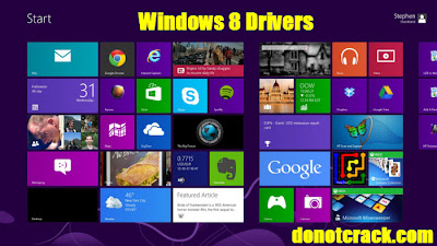 Free download Windows 8 driver