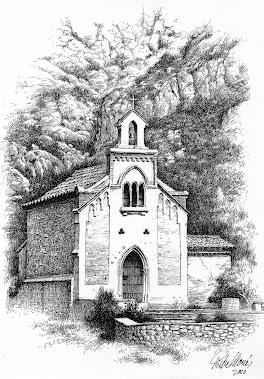 Dibujo de Isidre Monés