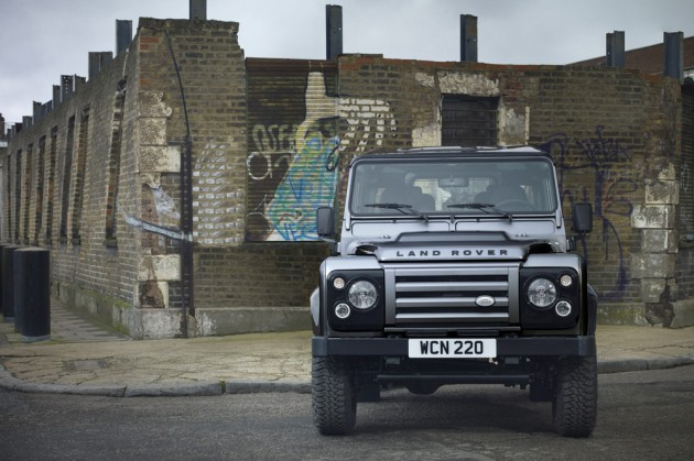 Land Rover Defender XTech Special Edition 4