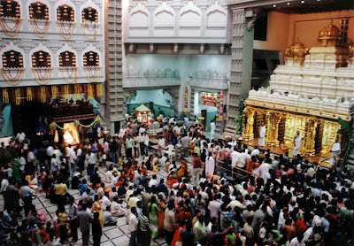 ISKCON Temple - Bangalore