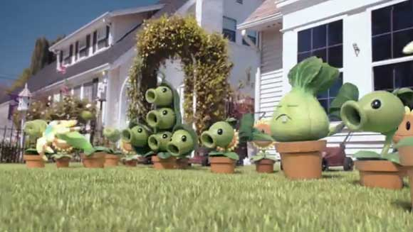 Plants Vs Zombies 2 Trailer
