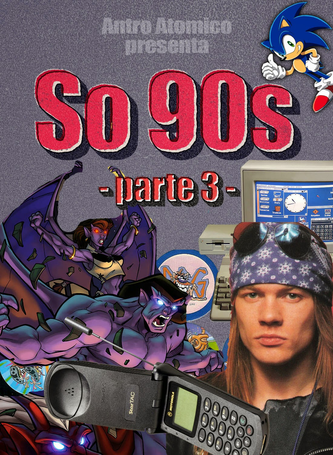 Mode e manie anni 90