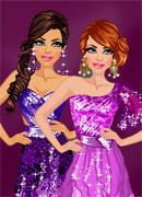 Студия моды Выпускной - Онлайн игра для девочек
