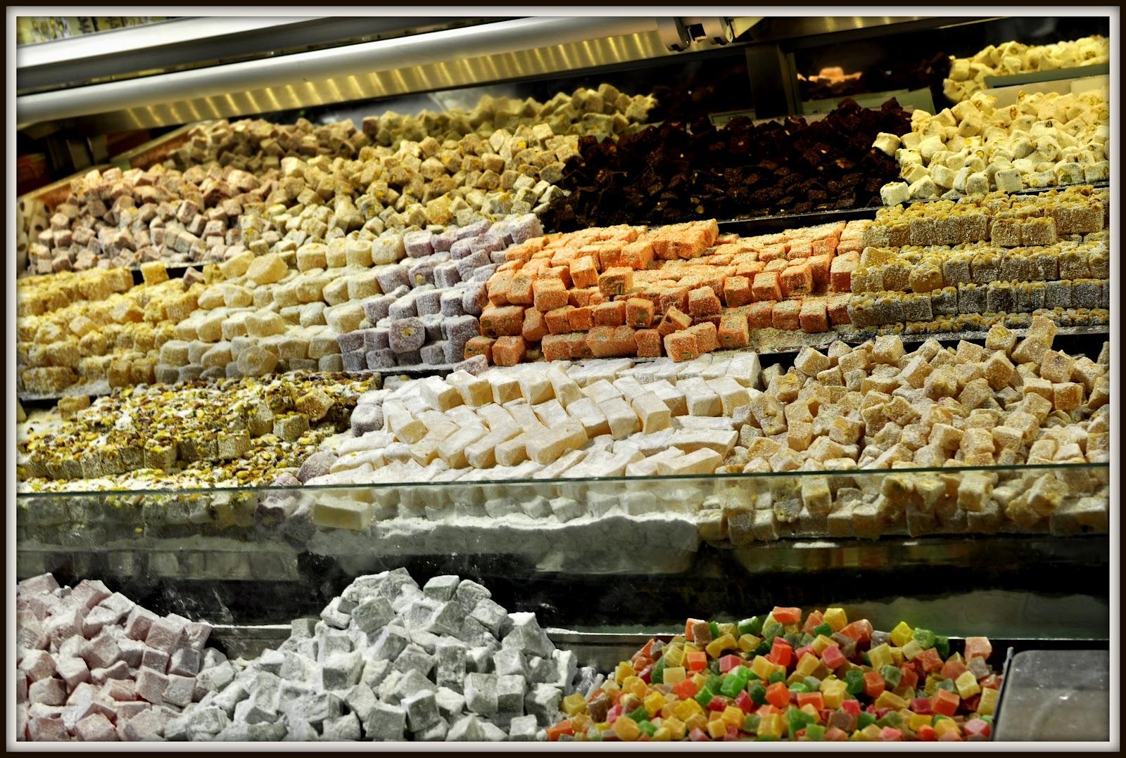 Как сделать сладости турецкие