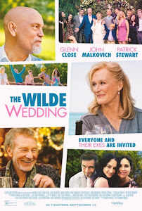The Wilde Wedding Poster