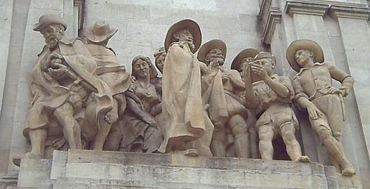 """""""Rinconete y Cortadillo"""" de Miguel de Cervantes (1613)"""