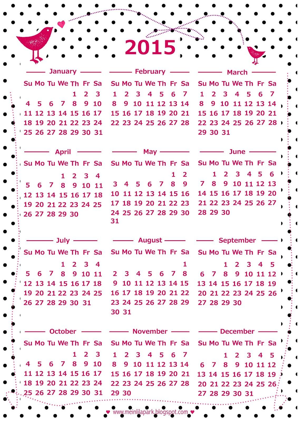 "... for ""4 Month Calendar Printable 2015/page/2"" – Calendar 2015"