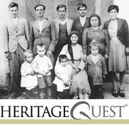 Heritage Quest Online logo