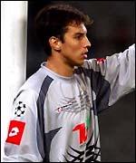 Fabian Carini di Juventus