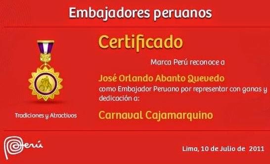 Marca Perú